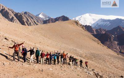 Información Trekking Cruce de los Andes Enero 2019