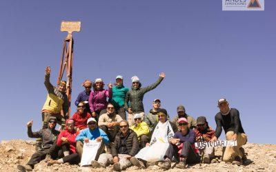 Cruce de los Andes caminando ¿Yo puedo?