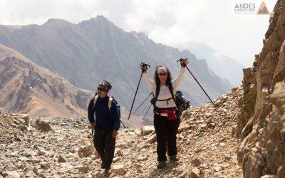 La gran odisea de llegar a mi país, Chile, a través de los Andes caminando