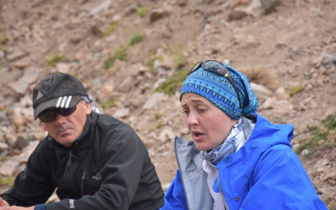 cruce de los Andes Andes Cruce de los Andes Trekking